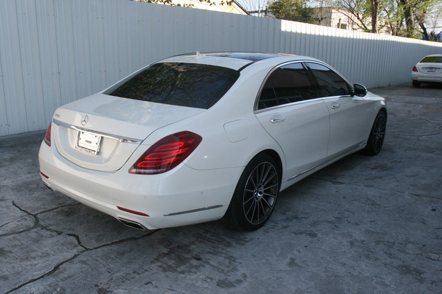 2015 Mercedes-Benz S550 Houston, Texas 4
