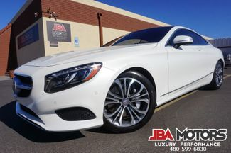 2015 Mercedes-Benz S550 Coupe S Class 550 4Matic AWD | MESA, AZ | JBA MOTORS in Mesa AZ