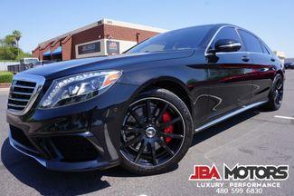 2015 Mercedes-Benz S63 AMG S63 S Class 63 AMG Sedan | MESA, AZ | JBA MOTORS in Mesa AZ