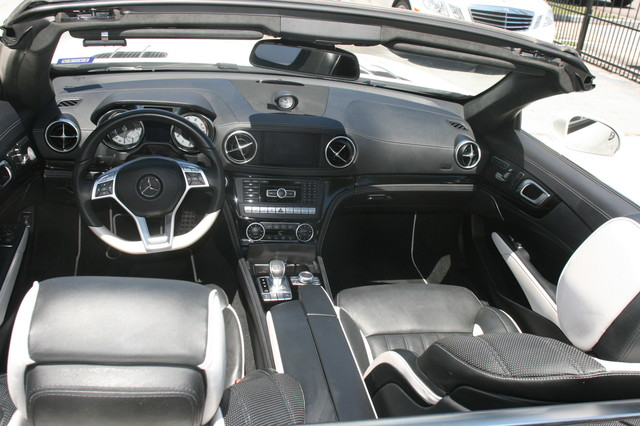 2015 Mercedes-Benz SL 550 Houston, Texas 10