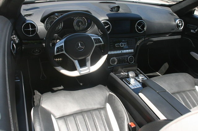 2015 Mercedes-Benz SL 550 Houston, Texas 11