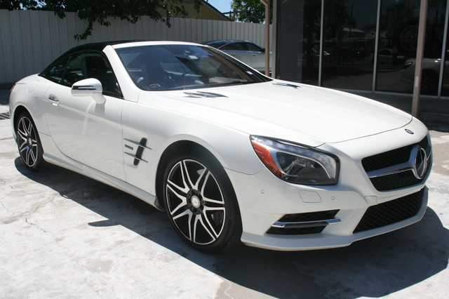 2015 Mercedes-Benz SL 550 Houston, Texas 2