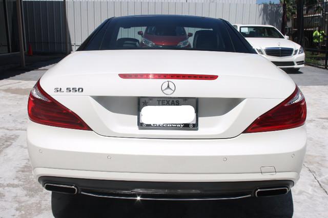 2015 Mercedes-Benz SL 550 Houston, Texas 3