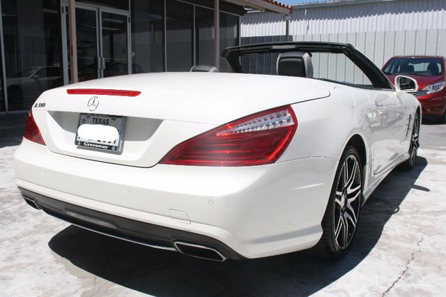 2015 Mercedes-Benz SL 550 Houston, Texas 9