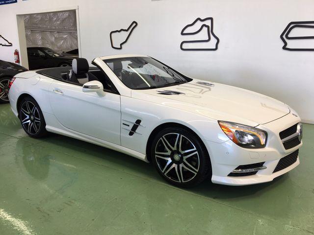 2015 Mercedes-Benz SL 550 WHITE ARROW EDITION Longwood, FL 1