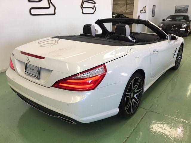 2015 Mercedes-Benz SL 550 WHITE ARROW EDITION Longwood, FL 10