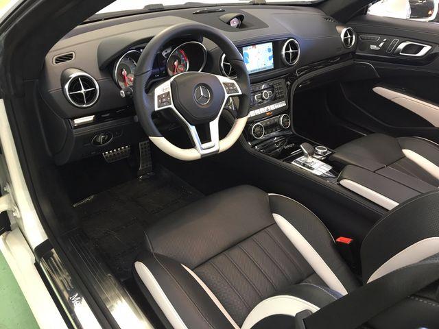 2015 Mercedes-Benz SL 550 WHITE ARROW EDITION Longwood, FL 13