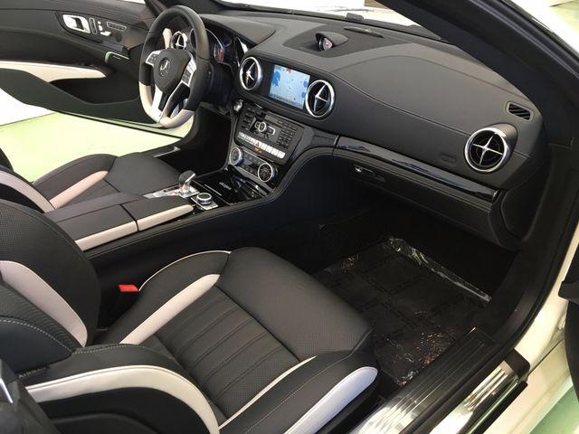 2015 Mercedes-Benz SL 550 WHITE ARROW EDITION Longwood, FL 15