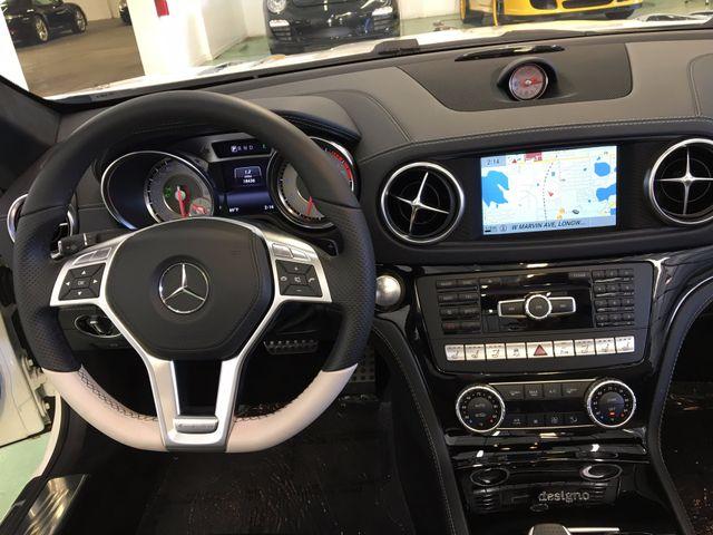 2015 Mercedes-Benz SL 550 WHITE ARROW EDITION Longwood, FL 16