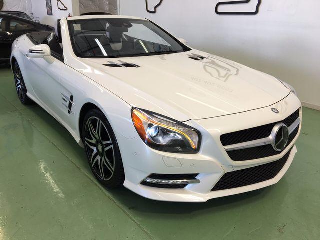 2015 Mercedes-Benz SL 550 WHITE ARROW EDITION Longwood, FL 2