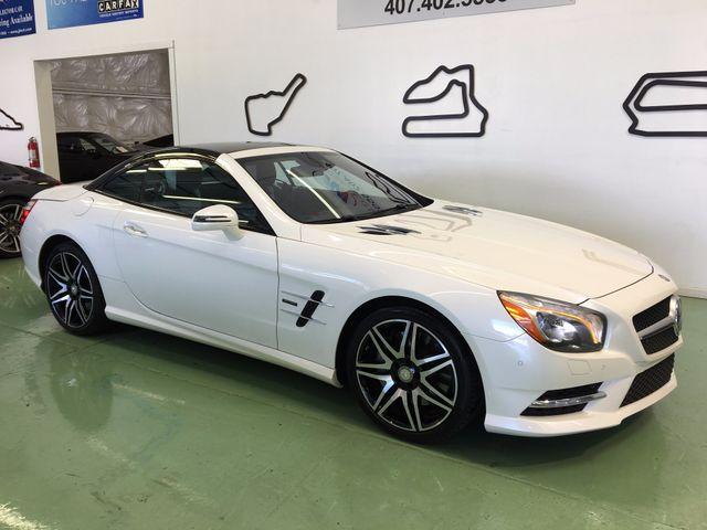 2015 Mercedes-Benz SL 550 WHITE ARROW EDITION Longwood, FL 31
