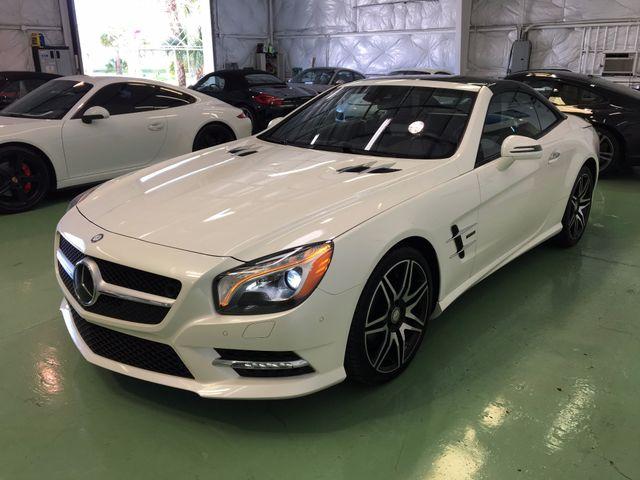 2015 Mercedes-Benz SL 550 WHITE ARROW EDITION Longwood, FL 32