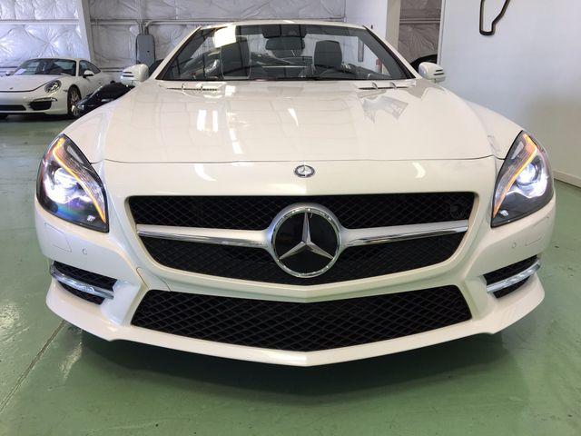 2015 Mercedes-Benz SL 550 WHITE ARROW EDITION Longwood, FL 4