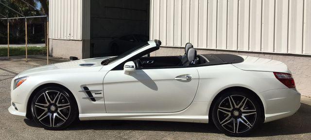 2015 Mercedes-Benz SL 550 WHITE ARROW EDITION Longwood, FL 47