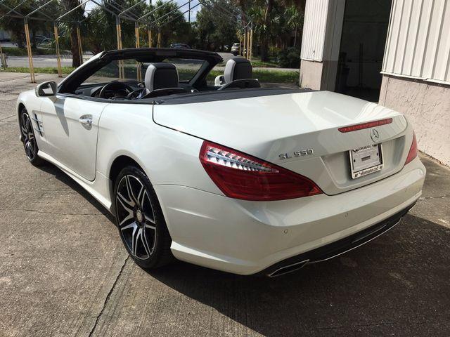 2015 Mercedes-Benz SL 550 WHITE ARROW EDITION Longwood, FL 48