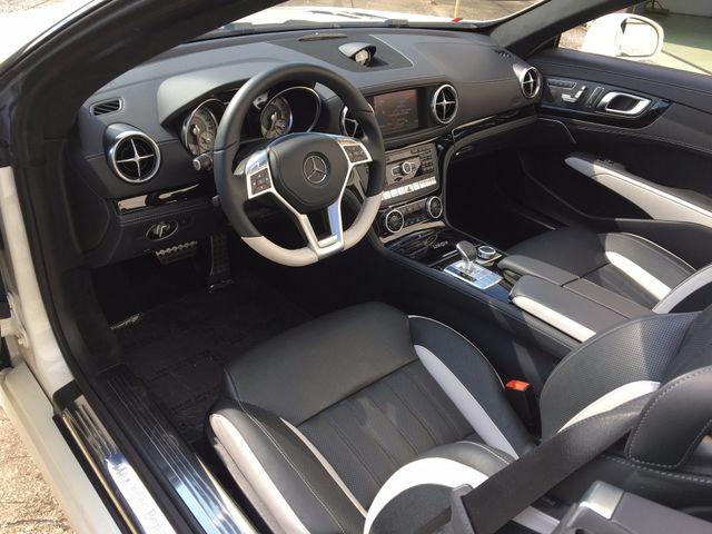 2015 Mercedes-Benz SL 550 WHITE ARROW EDITION Longwood, FL 49