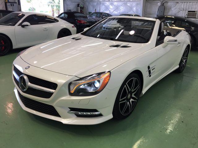 2015 Mercedes-Benz SL 550 WHITE ARROW EDITION Longwood, FL 5