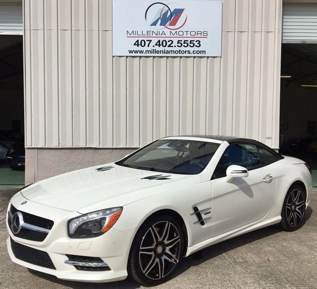 2015 Mercedes-Benz SL 550 WHITE ARROW EDITION Longwood, FL 51