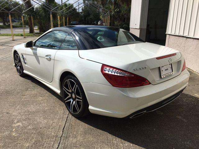 2015 Mercedes-Benz SL 550 WHITE ARROW EDITION Longwood, FL 53