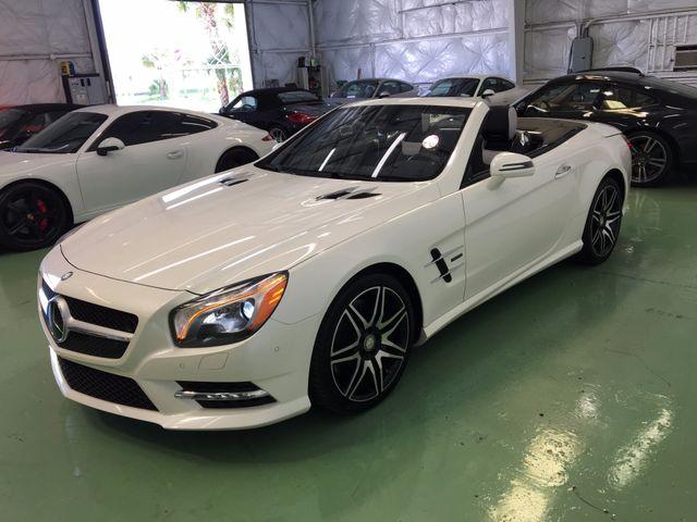 2015 Mercedes-Benz SL 550 WHITE ARROW EDITION Longwood, FL 6