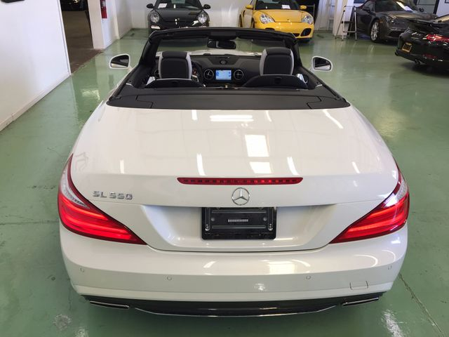 2015 Mercedes-Benz SL 550 WHITE ARROW EDITION Longwood, FL 8