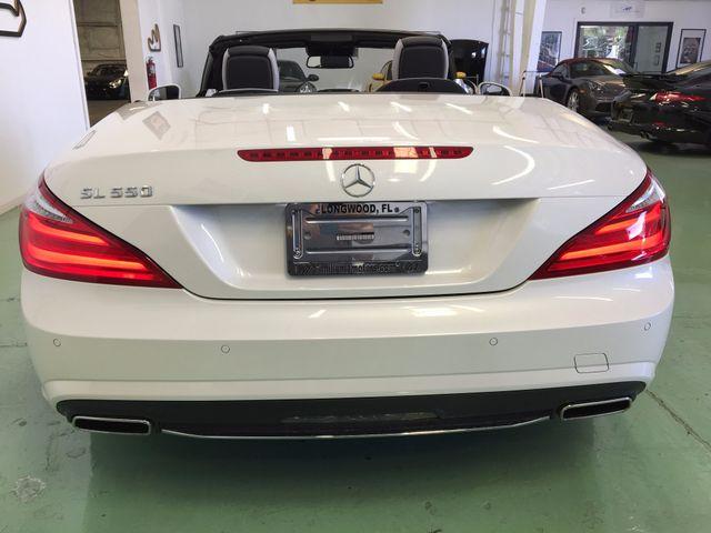 2015 Mercedes-Benz SL 550 WHITE ARROW EDITION Longwood, FL 9