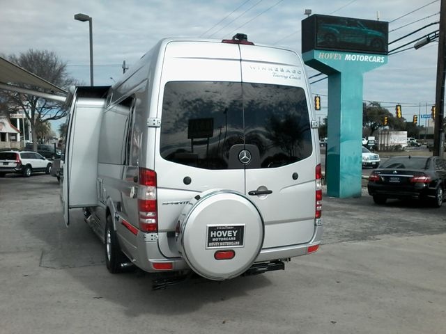 2015 Mercedes-Benz Sprinter class B Motorhome  Winnabago ERA 170c San Antonio, Texas 7