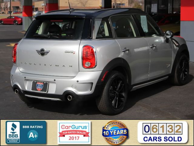 2015 Mini Countryman S AWD - LOADED PKG - NAV - SUNROOFS! Mooresville , NC 2