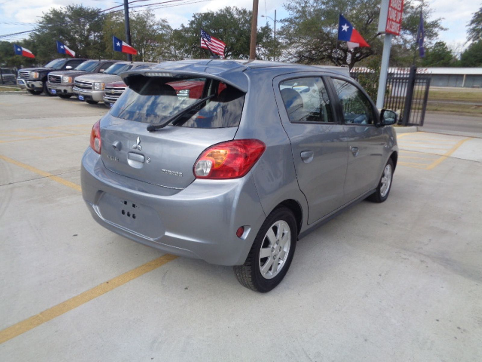 Mitsubishi Mirage ES City TX Texas Star Motors - Mitsubishi texas
