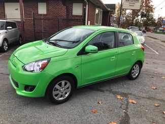 2015 Mitsubishi Mirage ES Knoxville , Tennessee 8