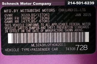2015 Mitsubishi Mirage RF Plano, TX 36