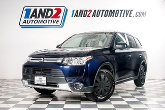 2015 Mitsubishi Outlander in Dallas TX