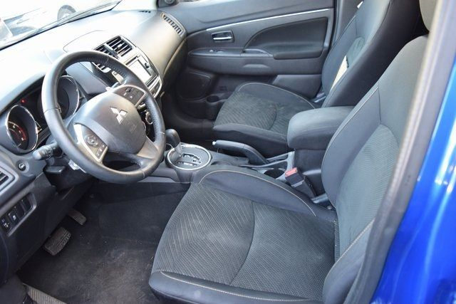 2015 Mitsubishi Outlander Sport SE Richmond Hill, New York 18