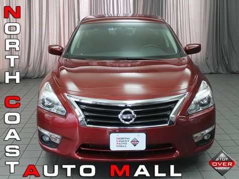 2015 Nissan Altima 2.5 SV in Akron, OH