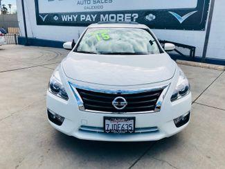 2015 Nissan Altima 2.5 SV Calexico, CA 8