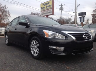 2015 Nissan Altima in Charlotte, NC