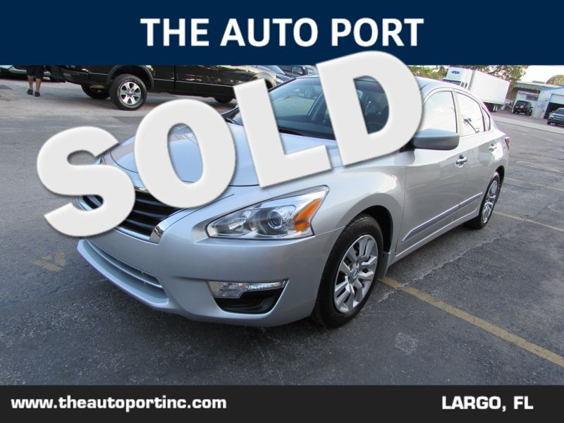 2015 Nissan Altima 2.5 S   Clearwater, Florida   The Auto Port Inc in Clearwater Florida