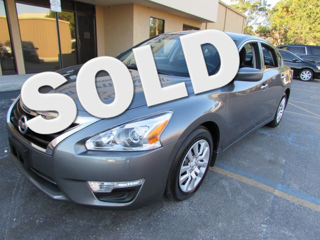 2015 Nissan Altima 2.5 S | Clearwater, Florida | The Auto Port Inc in Clearwater Florida