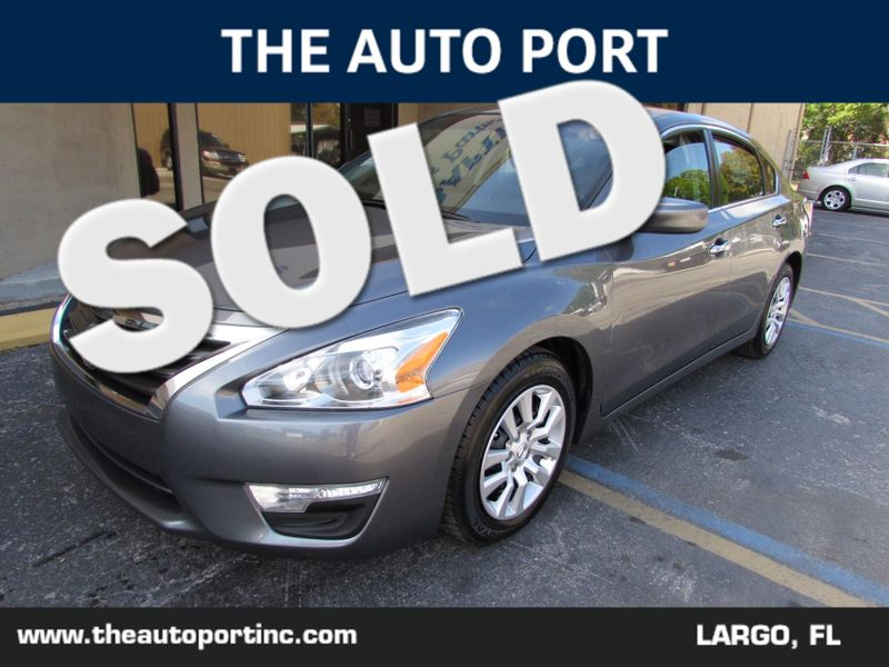2015 Nissan Altima 2.5 | Clearwater, Florida | The Auto Port Inc in Clearwater Florida