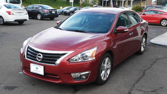 2015 Nissan Altima 2.5 SV East Haven, CT