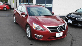 2015 Nissan Altima 2.5 SV East Haven, CT 3