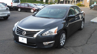 2015 Nissan Altima 2.5 S East Haven, CT