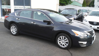 2015 Nissan Altima 2.5 S East Haven, CT 4