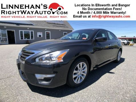 2015 Nissan Altima 2.5 S in Bangor