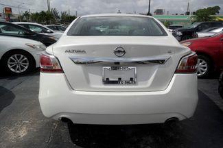 2015 Nissan Altima 2.5 S Hialeah, Florida 4