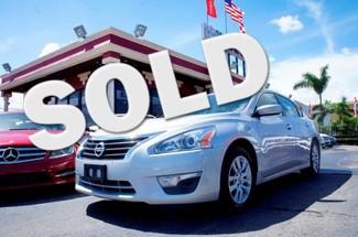 2015 Nissan Altima 2.5 S Hialeah, Florida