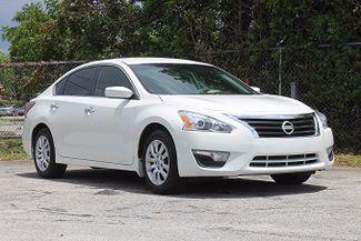 2015 Nissan Altima 2.5 S Hollywood, Florida 1