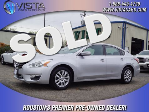 2015 Nissan Altima 2.5 S in Houston, Texas