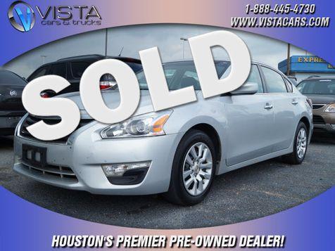 2015 Nissan Altima 2.5 S in Houston, Texas
