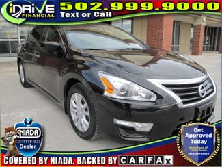 2015 Nissan Altima 2.5 S | Louisville, Kentucky | iDrive Financial in Lousiville Kentucky